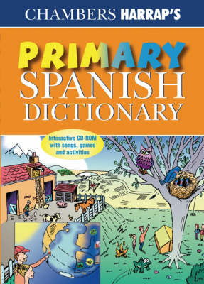 Primary Spanish Dictionary by . Chambers image