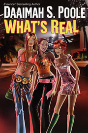 What's Real by Daaimah S Poole image