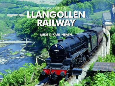 Spirit of the Llangollen Railway by Mike Heath image