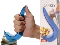 'Cankey' Frost Ring-Pull Can Opener - Frost Blue