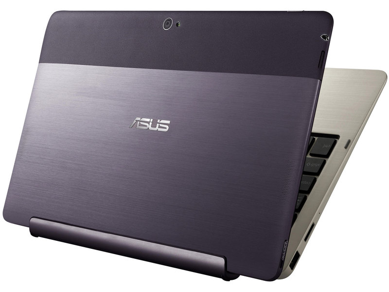 "11.6"" Asus VivoTab 64GB WiFi with Mobile Dock - Amethyst Grey image"