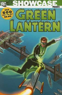 Shoecase Presents Green Lantern: v.1 by Jon Broome