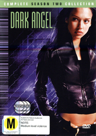 Dark Angel - Complete Season 2 (6 Disc Set) on DVD image