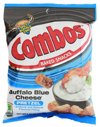 Combos Buffalo Blue Cheese Pretzel Baked Snacks (178.6g)