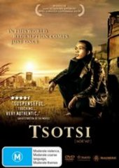 Tsotsi on DVD