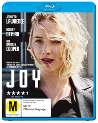 Joy on Blu-ray