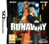 Runaway: A Twist of Fate for Nintendo DS