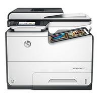 HP: PageWide Pro 577DW - Multifunction Printer