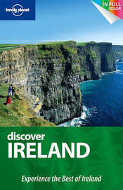 Lonely Planet Discover Ireland by Fionn Davenport image