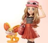 Pokemon: ARTFX-J 1/8 Serena & Fennekin - PVC Figure