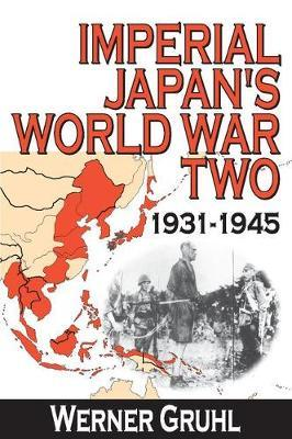 Imperial Japan's World War Two by Werner Gruhl image