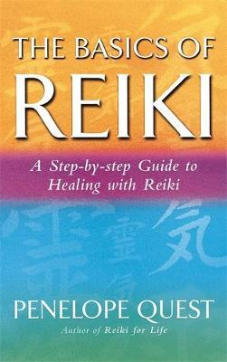 The Basics Of Reiki by Penelope Quest image