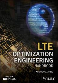 LTE Optimization Engineering Handbook by Xincheng Zhang image