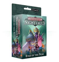 Warhammer Underworlds: Eyes Of The Nine Dice Set