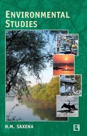 Environmental Studies by H M Saxena image