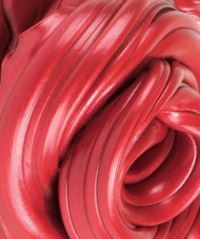 Crazy Aarons Thinking Putty: Mini Tin - Electric Ruby