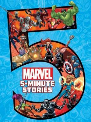 Marvel: 5-Minute Stories