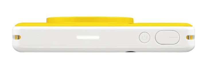 Canon: Inspic C 2in1 Camera and Mini Printer - Bumble Bee Yellow image