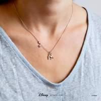 Short Story: Disney Pocahontas Necklace - Silver
