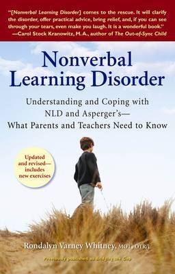 Nonverbal Learning Disorder by Rondalyn Varney Whitney image