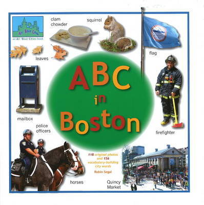 ABC in Boston by Robin Segal image