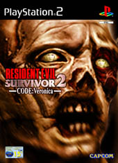 Resident Evil Survivor 2 Code: Veronica for PlayStation 2