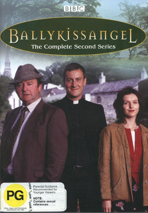 Ballykissangel - Complete Second Series (2 Disc Set) on DVD image