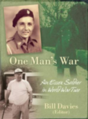 One Man's War by Ron Davies image