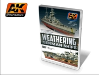 AK: Weathering German Ships DVD