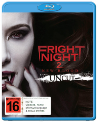 Fright Night 2 on Blu-ray