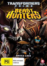 Transformers Prime - Season 3 Volume 3: Omega Lock on DVD
