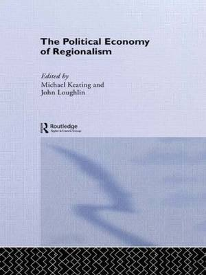 The Political Economy of Regionalism image
