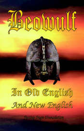 Beowulf in Old English and New English image