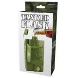 Tanked Up Hip Flask