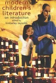 Modern Children's Literature: An Introduction image