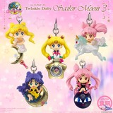 Twinkle Dolly Sailor Moon Keychain - Series 3 (Blind Bag)