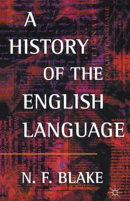 A History of the English Language by Norman Blake image