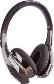 Monster DiamondZ On-Ear Universal CT Headphones - Black/Chrome