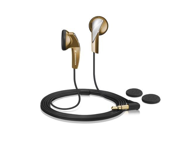 Sennheiser MX 365 Stereo Ear Phones (Bronze)