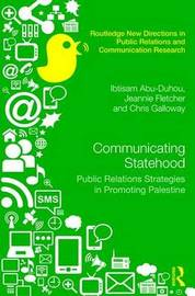 Communicating Statehood by Ibtisam Abu-Duhou