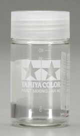 Tamiya Paint Mixing Jar 46ml with Measure