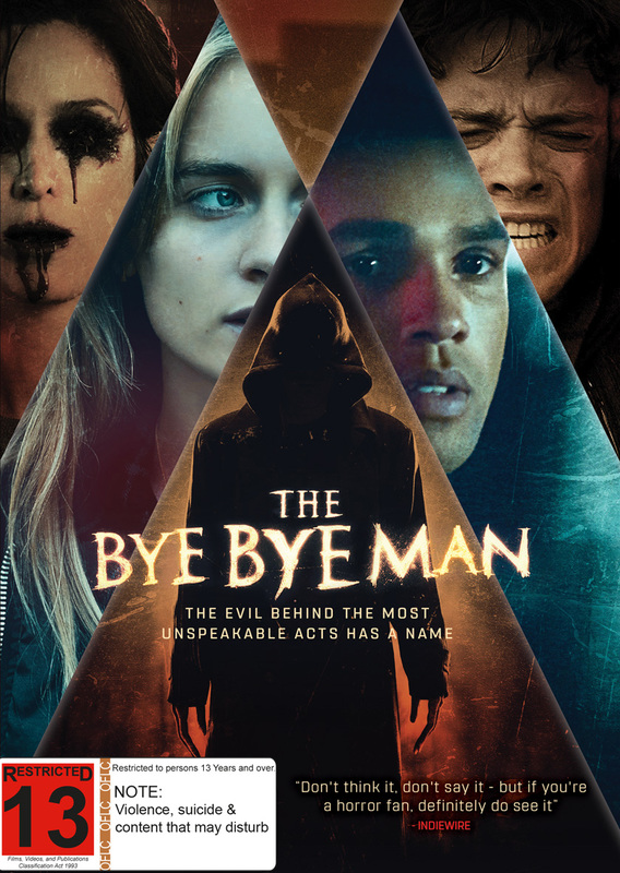 the bye bye man dvd buy now at mighty ape nz
