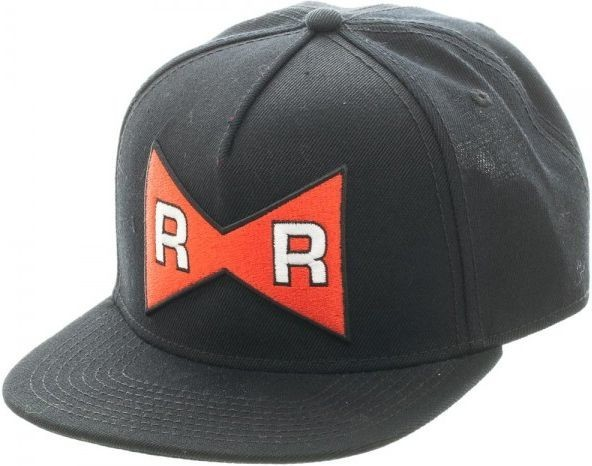 Dragonball Z - Red-Ribbon Army Snapback Cap image ... 365ed70d9fe