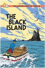 The Black Island (The Adventures of Tintin #7) by Herge image