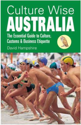 Culture Wise Australia by David Hampshire