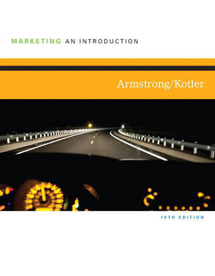 Marketing: An Introduction by Gary Armstrong