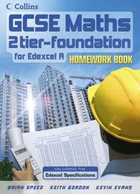 Foundation Homework Book by Brian Speed