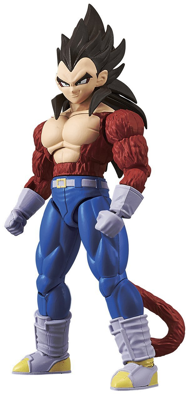 Dragon Ball: Figure-rise: SS 4 Vegeta - Model Kit image