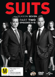 Suits: Season 7 Part 2 on DVD