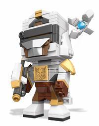Mega Construx: Kubros Figure - Destiny Hunter